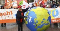 Tương lai đen tối cho thương mại toàn cầu?