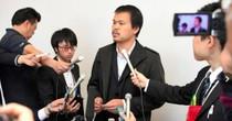 Cha mẹ Nhật Linh quay lại Nhật Bản