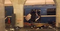 Nga bắt nghi phạm 'âm mưu' đánh bom St Petersburg
