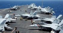"""Nhóm tàu Carl Vinson """"tập trận với Nhật ở Biển Philippines"""""""