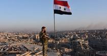 Quân đội Syria đánh đuổi hoàn toàn phiến quân IS khỏi Aleppo