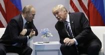 """Kremlin hiện giờ """"chưa sẵn sàng"""" cho cuộc gặp Putin-Trump tại APEC"""