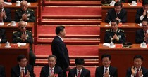 """Ông Tập Cận Bình: """"Trung Quốc đã bước vào thời đại mới"""""""