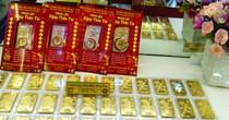 Giá vàng SJC quay đầu hồi phục, thu hẹp khoảng cách với vàng thế giới