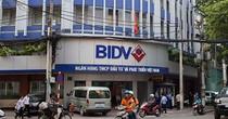 BIDV: Lợi nhuận quý I/2017 tăng 9,3%, nợ xấu tăng 12,6%