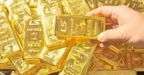 Giá vàng để tuột đỉnh 3 tuần do đồng USD phục hồi