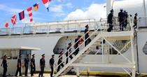 Mỹ bàn giao tầu tuần duyên cho Cảnh sát biển Việt Nam