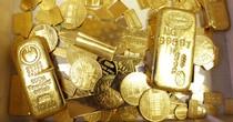 Giá vàng đứt mạch tăng 6 phiên