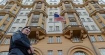 Đáp trả đòn trừng phạt, Nga yêu cầu Mỹ giảm nhân viên ngoại giao