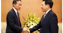 Vietnam Keen on Japanese ODA for Priority Sectors, Says Deputy PM