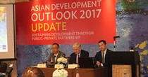 ADB Trims Vietnam's 2017 GDP Growth Forecast to 6.3%