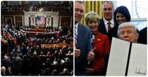 Thế giới 24h: Thêm một sắc lệnh của Trump bị đình chỉ, Thượng viện Mỹ họp bất thường về Triều Tiên