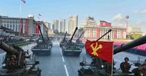 [Video] Bên trong lễ kỷ niệm ngày thành lập quân đội Triều Tiên