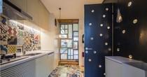 Căn hộ tập thể chỉ 30m2 trở thành không gian sống lý tưởng nhờ kiến trúc và nội thất thông minh