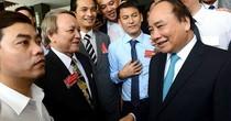 Sửa 4.500 thủ tục sau một năm Thủ tướng gặp doanh nghiệp