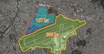 [Video] Sân golf 157 ha nằm cạnh bên sân bay Tân Sơn Nhất
