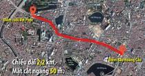 [Video] Hà Nội định chi 7.800 tỷ đồng cho hơn 2 km đường