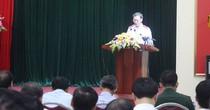 <span class='bizdaily'>BizDAILY</span> : Dư luận theo sát buổi công bố dự thảo kết luận thanh tra tại xã Đồng Tâm