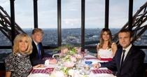 Bữa tối thượng hạng lãnh đạo thế giới chiêu đãi nhau