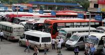 <span class='bizdaily'>BizDAILY</span> : Hà Nội biến 4 bến xe khách lớn thành bãi đỗ xe, đầu mối giao thông công cộng