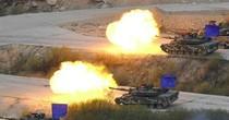 Cuộc tập trận có thể tăng nhiệt bán đảo Triều Tiên tuần tới