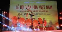 """FLC Sầm Sơn """"cháy phòng"""" dịp Quốc khánh với Lễ hội văn hoá các dân tộc Việt Nam"""