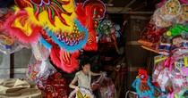 Xóm lồng đèn hơn 50 tuổi ở Sài Gòn tất bật vào mùa Trung thu