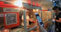 Trung Quốc bỏ xa Mỹ trên mặt trận thanh toán di động