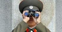 Binh sĩ Triều Tiên bị bắn khi đào tẩu sang Hàn Quốc