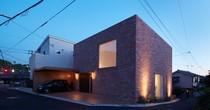Ngôi nhà Nhật đẹp như resort sau bề ngoài cục mịch