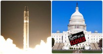 """Thế giới 24h: Chính phủ Mỹ đứng trước nguy cơ đóng cửa, không phận Triều Tiên có thể bị """"niêm phong"""""""