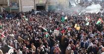 Người Hồi giáo khắp Trung Đông biểu tình chống ông Trump