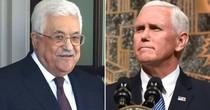 Tổng thống Palestine hủy gặp phó Tổng thống Mỹ