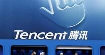 Giá trị thị trường của Tencent hiện đã vượt Facebook tới 72 tỷ USD