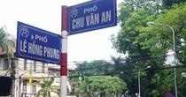 Hà Nội sắp có thêm 19 đường, phố được đặt tên mới