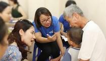 VIB hỗ trợ chương trình phẫu thuật dị tật hàm mặt và ngữ âm trị liệu miễn phí tại Hà Nội