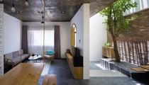 Căn nhà thiết kế chuẩn vuông trên diện tích 49 m2 ở Đà Nẵng