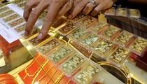 Giá vàng SJC bất ngờ vọt tăng