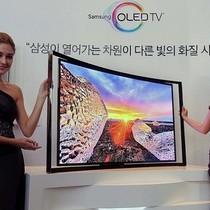 Samsung phát triển TV màn hình chấm lượng tử