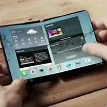 Smartphone màn hình gập dần trở thành hiện thực