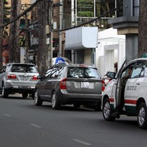 Giảm lệ phí trước bạ ôtô tại Tp.HCM từ 2014