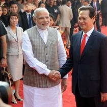 """Ông Modi: """"Việt Nam là trụ cột quan trọng trong chính sách hướng Đông của Ấn Độ"""""""