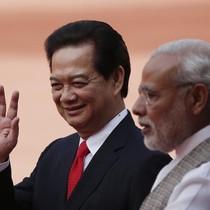 Ấn Độ hứa giúp Việt Nam hiện đại hóa quân sự