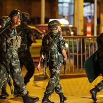 """Báo Trung Quốc: Tấn công """"khủng bố"""" làm 15 người chết ở Tân Cương"""