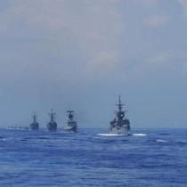 Bắc Kinh nổi giận vì Mỹ bán chiến hạm cho Đài Loan