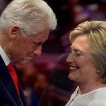 Nếu làm tổng thống Mỹ, bà Hillary sẽ làm gì với ông Bill Clinton?