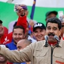 Bất ổn gia tăng, Venezuela bất ngờ hoãn việc đổi tiền