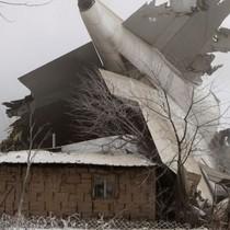 37 người thiệt mạng trong tai nạn máy bay gần thủ đô Kyrgyzstan
