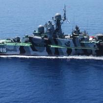 Hải quân Nga bắn tên lửa ở Crimea, gia tăng căng thẳng ở Biển Đen