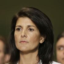 Đại sứ Haley nói ông Trump không ngăn bà công kích Nga